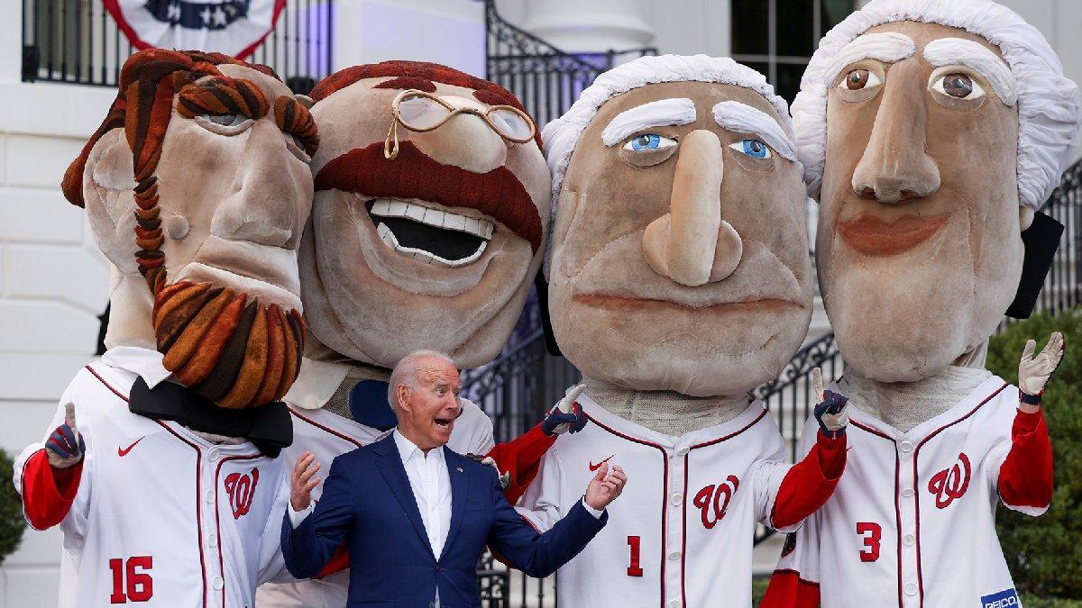 ABD Başkanı Biden'dan Beyaz Saray'da 4 Temmuz kutlaması