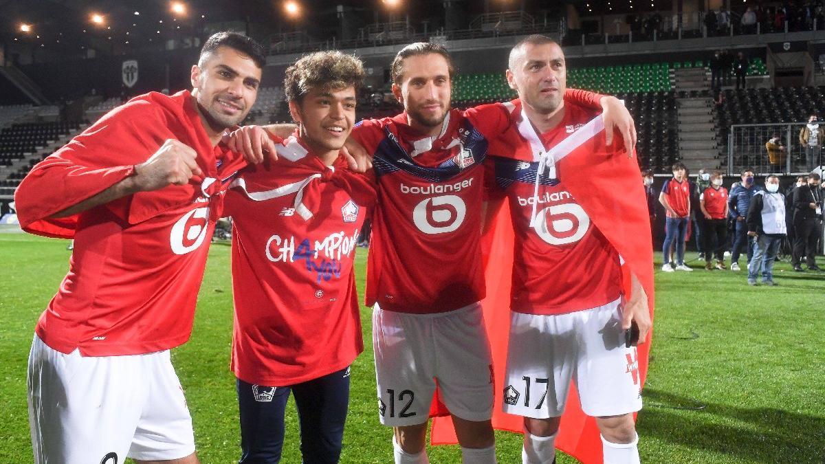 Lille yeni teknik direktörü Jocelyn Gourvennec'i açıkladı