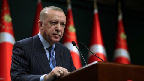 Cumhurbaşkanı Erdoğan aşıda geri adım attı