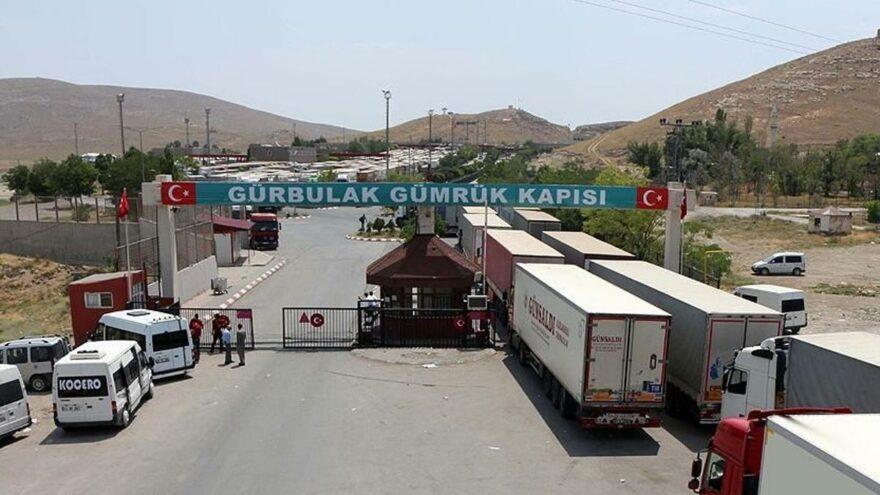 Ağrı Gürbulak Sınır Kapısı'nda 462 litre sıvı eroin ele geçirildi