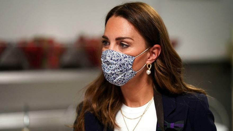 Kate Middleton kendini karantinaya alıyor