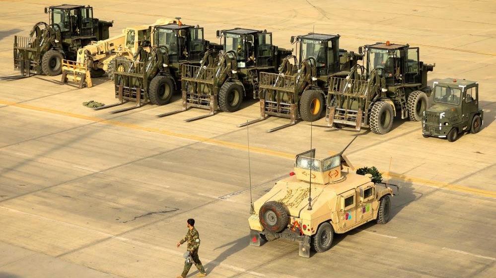 ABD'nin Afganistan'dan geri çekilme sürecinin yüzde 90'ından fazlası tamamlandı