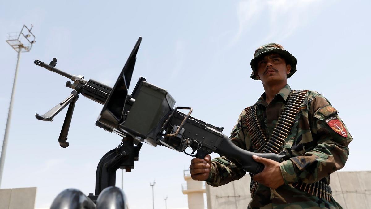 Afganistan: ABD'nin ayrıldığını sonradan öğrendik