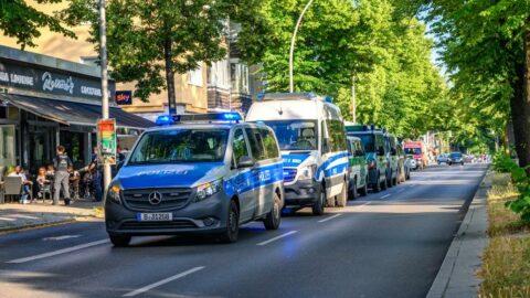 Alman polisinden dev operasyon: 750 gözaltı