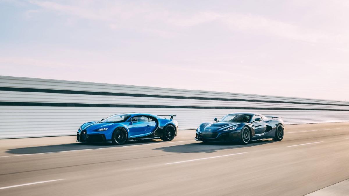 Volkswagen, lüks otomobil markası Bugatti'yi satıyor