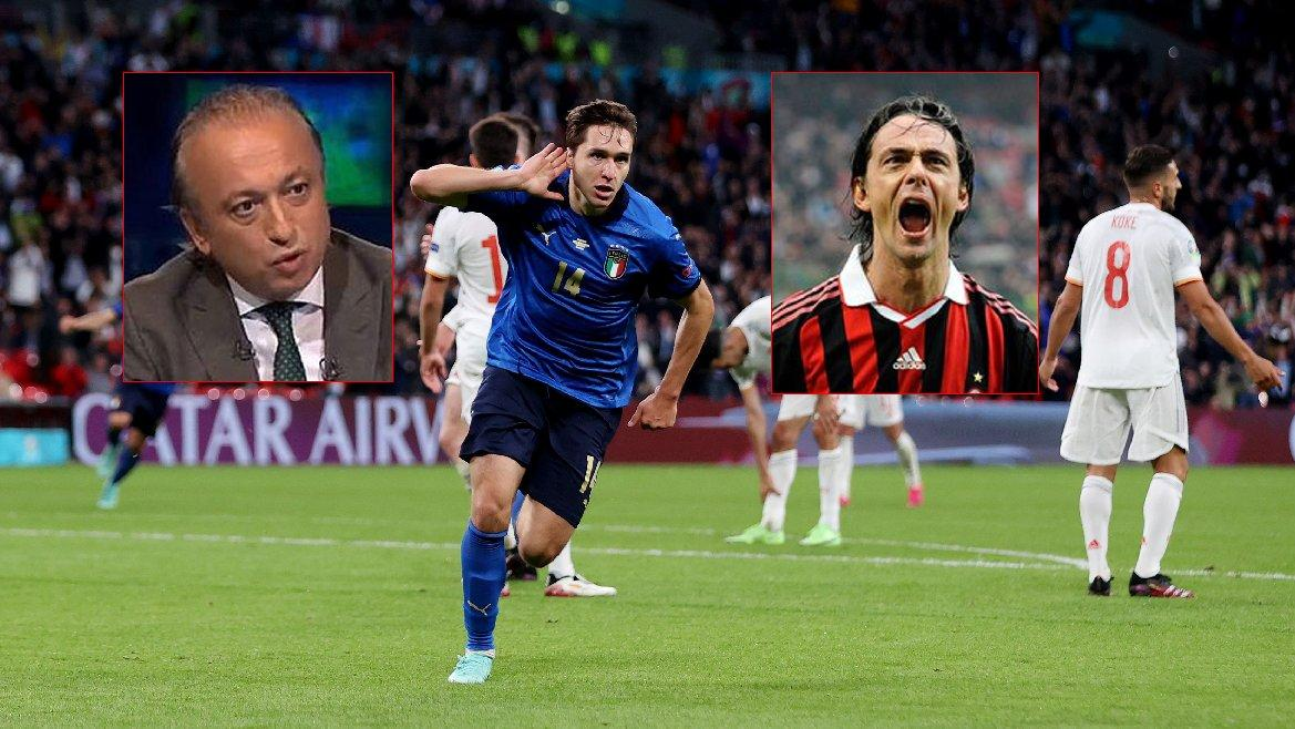 TRT spikeri Levent Özçelik'ten Inzaghi hatası: 'Kusura bakmayınız...'