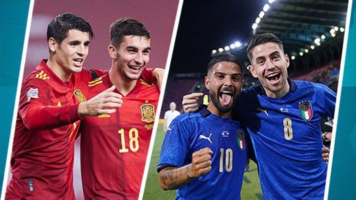 EURO 2020'de ilk finalist belli oluyor! Wembley'de dev kapışma…