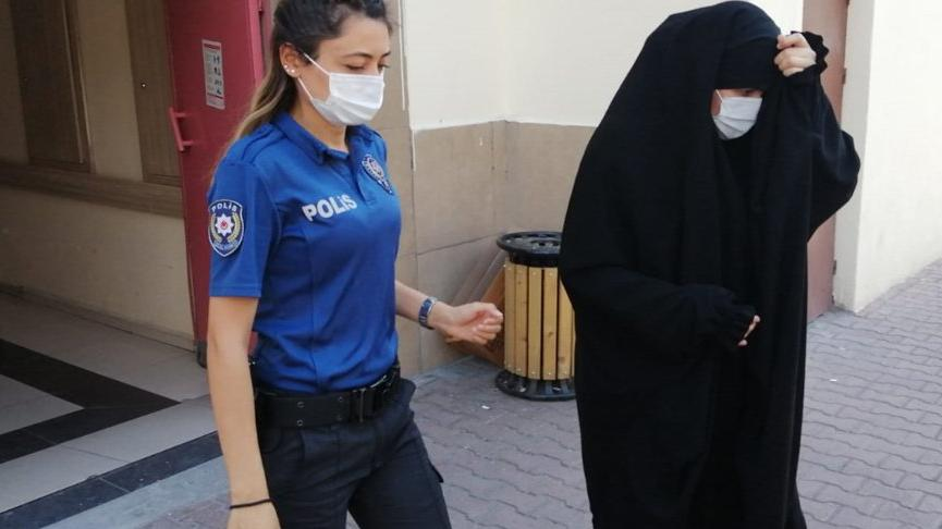 Kayseri'de IŞİD üyesi 2 kadın yakalandı