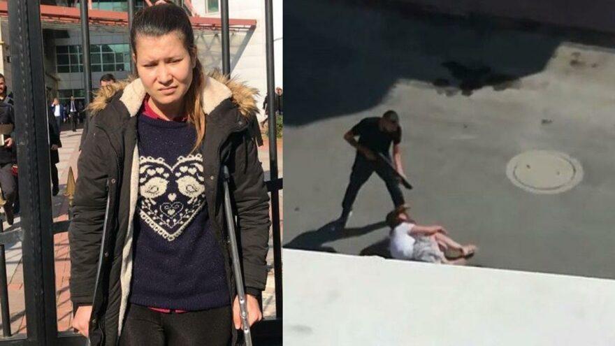 Eski eşini sokak ortasında vuran sanığa 10 yıl hapis