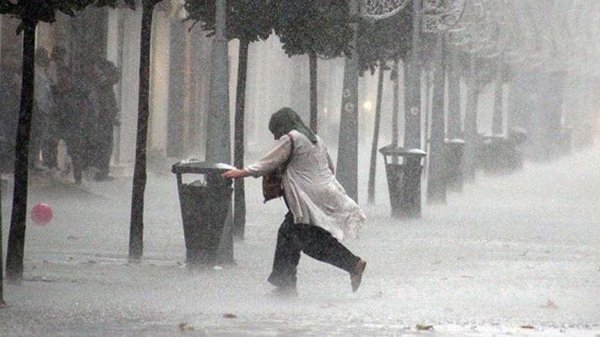 Meteoroloji'den kritik uyarı: Metrekareye 100 kilo yağış bekleniyor