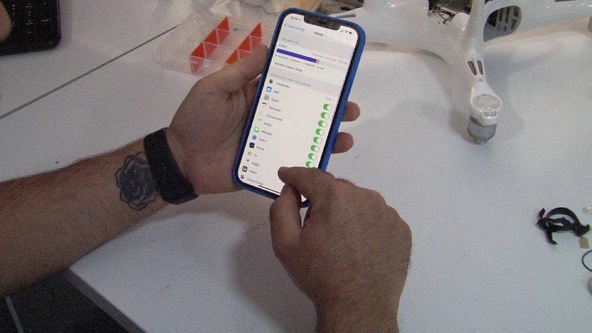 Kaybolan telefonundan verilerini geri alamayınca Apple'a dava açtı