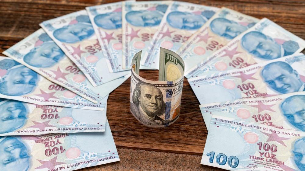 Merkez Bankası açıkladı: TL rekor düşük değere geriledi