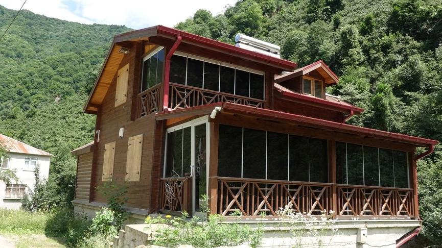 'Tosuncuk' lakaplı Mehmet Aydın'ın kaçak villası mühürlendi