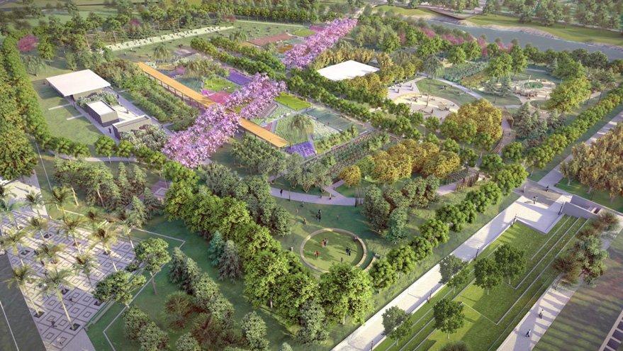 Millet bahçesinin işletmesi CHP'li Büyükşehir'e değil AKP'li ilçe belediyesine verildi