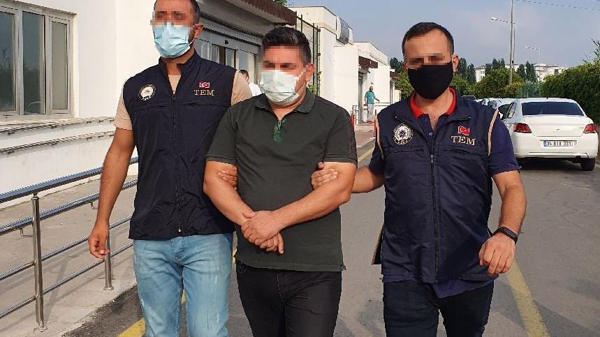Adana ve Kahramanmaraş'ta FETÖ operasyonu: 6 gözaltı