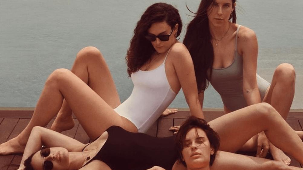 Ünlü oyuncunun kızlarıyla fotoğrafları sosyal medyada gündem oldu
