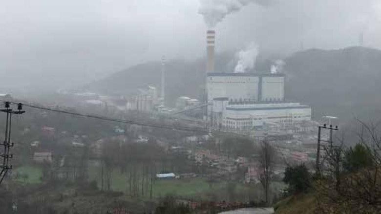 Kömürlü termik santralleri çevreyi ve havayı kirletmeye devam ediyor
