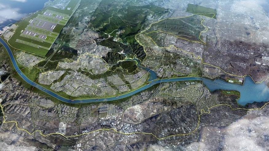 200 bin ağaç Kanal İstanbul için kurban edilecek