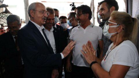 'İşte Cumhurbaşkanımız' diyen vatandaşa Kılıçdaroğlu'ndan yanıt: