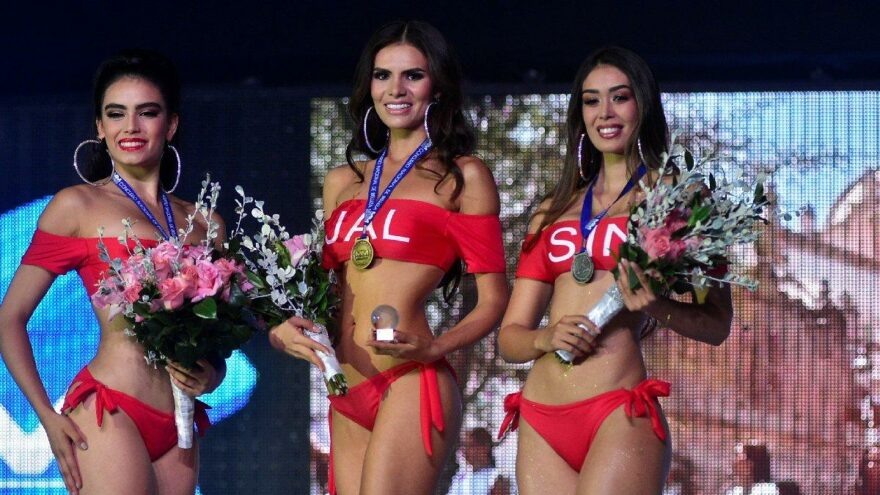 Güzellik yarışmasında corona skandalı… Miss Mexico 2021'de virüse yakalanan adayları bile bile yarıştırdılar
