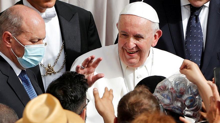 Vatikan: Papa'nın sağlık durumu iyi