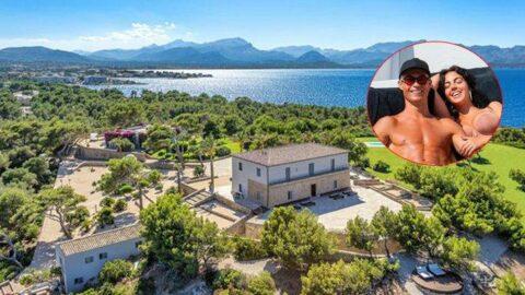 Cristiano Ronaldo'nun tarihi kaledeki tatili! Geceliği servet değerinde...