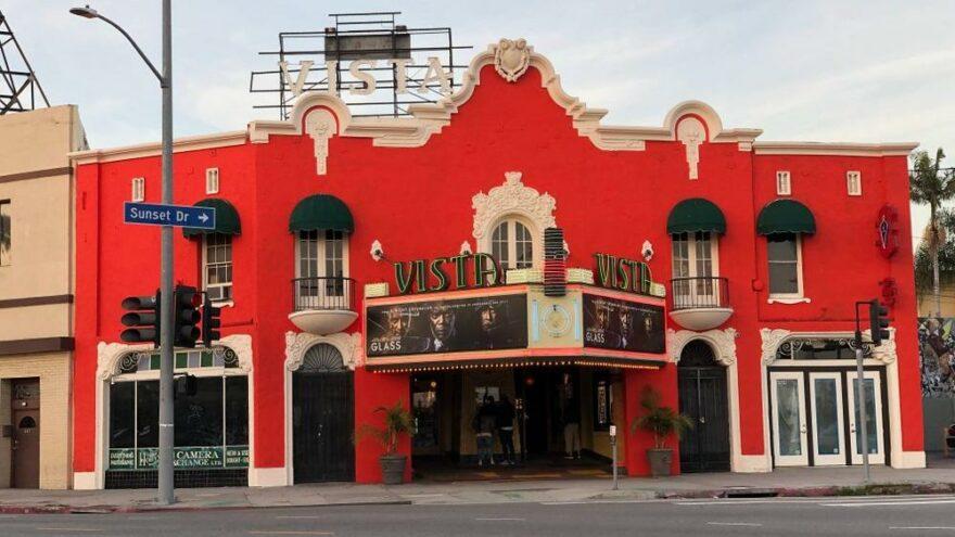 Quentin Tarantino tarihi tiyatroyu satın aldı