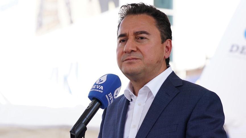 Ali Babacan: Kamu kaynakları, krizlerin ortağı Bahçeli'nin parti bültenlerine aktarılıyor