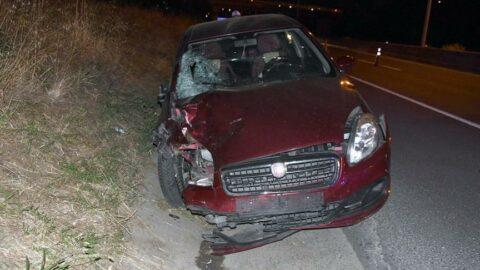 Alkollü sürücünün çarptığı 2 genç kız öldü