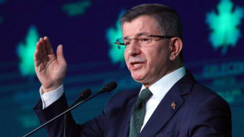Sezgin Baran Korkmaz'la ilgili açıklama yapan Davutoğlu: Cumhurbaşkanı'nı tekrar uyarıyorum