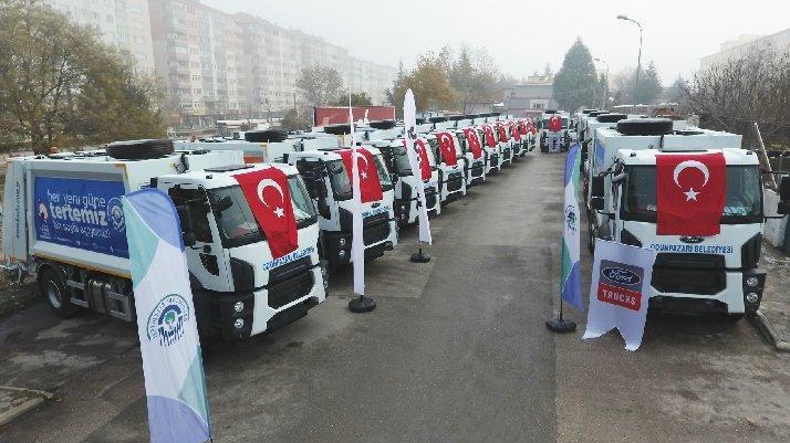CHP'li belediye kiralık araç dönemine son verdi: Milyonluk tasarruf geldi