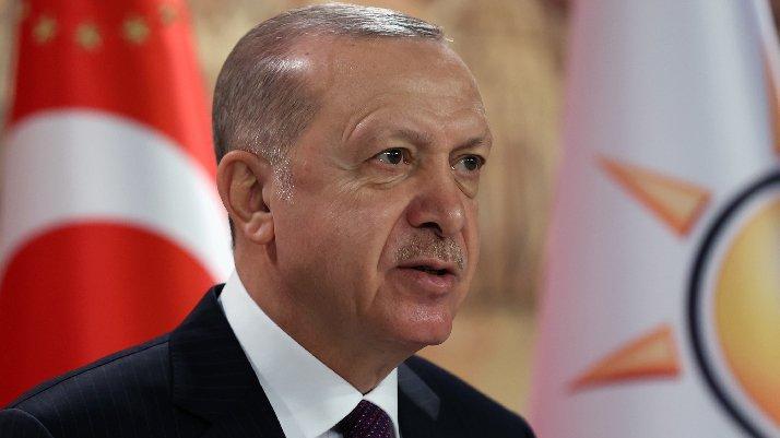Cumhurbaşkanı Erdoğan'dan seçim açıklaması: Meydanlarda olacağız