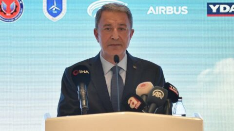 Milli Savunma Bakanı Hulusi Akar: Gücümüzün farkındayız