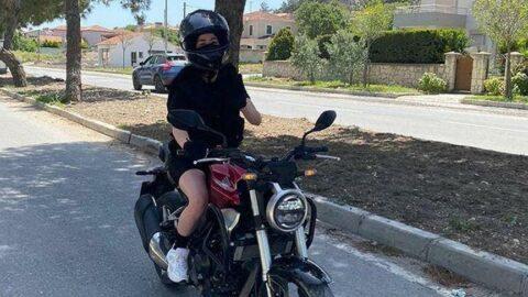 Motosikletiyle kazada ölen Dilara, 'yunus polisi' olmak istiyormuş