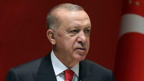 Cumhurbaşkanı Erdoğan: Kendi göbeğimizi kendimiz kesmekte kararlıyız