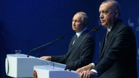 Rusya, İran ve Türkiye'den Suriye açıklaması