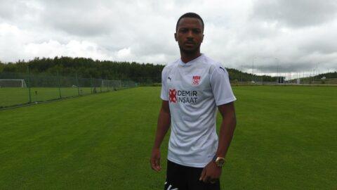 Sivasspor Olarenwaju Kayode'yi yeniden kiraladı