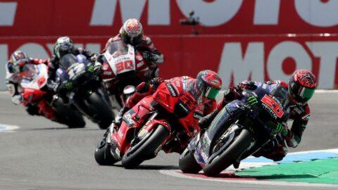 Bitci Teknoloji ve MotoGP'den motor sporları dünyasında bir ilk