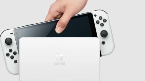 Nintendo yeni modelini tanıttı: Nintendo Switch OLED