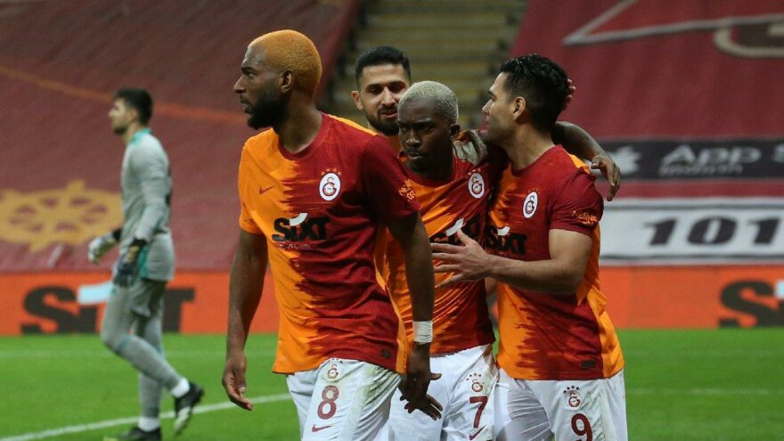 Galatasaray'da 3. Onyekuru dönemi sona erdi