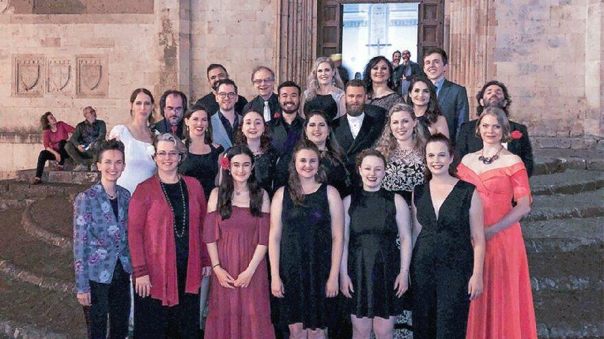 Opera ve müzik sanatları akademisi festivali başladı