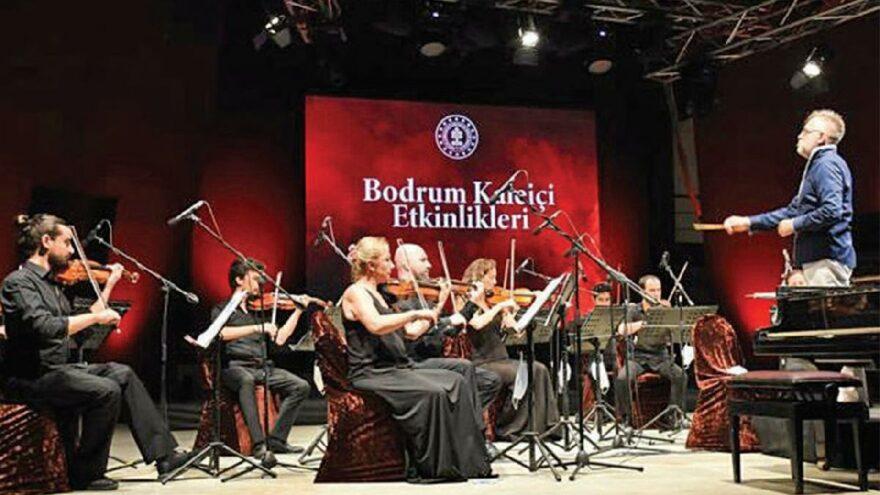 İzmir devlet senfoni orkestrası sanatseverlerle buluşuyor