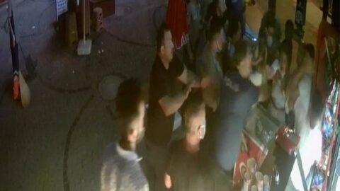 Esnafı yumruklayan polisler görevden uzaklaştırıldı