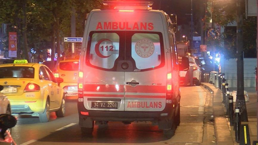 Şişli'de kaza: Scooter sürücüsü hayatını kaybetti