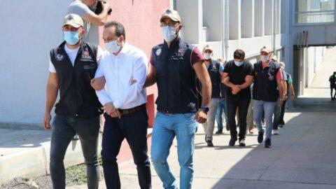 FETÖ'nün öğrenci konseyi başkanı tutuklandı