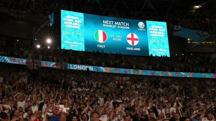EURO 2020 finalinde seyirci krizi! İtalyanlar'a gelmeyin çağrısı…