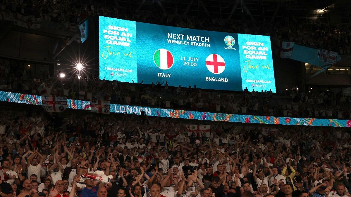 EURO 2020 finalinde seyirci krizi! İtalyanlar'a gelmeyin çağrısı...