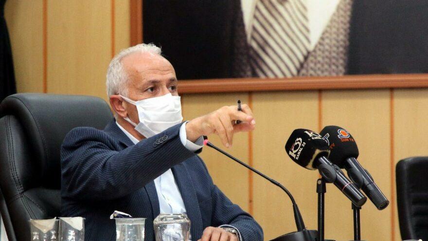 AKP'li başkana Millet Bahçesi şoku
