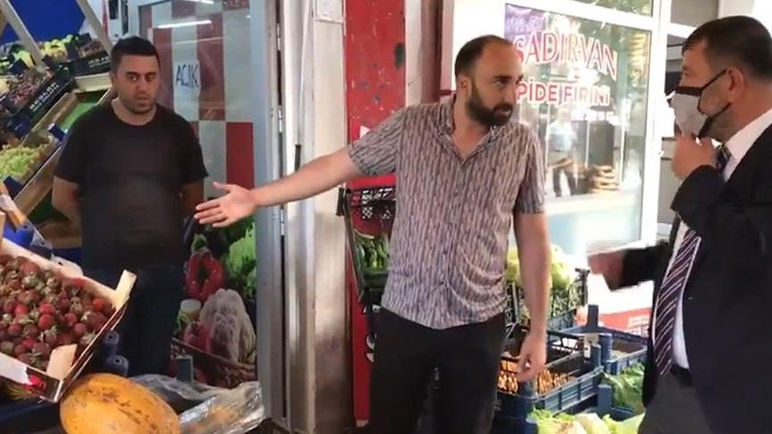 CHP'li Ağbaba'ya esnaf böyle dert yandı: 10 kasa domates alıyorsak bunun en az 4-5 kasası çöpe gidiyor
