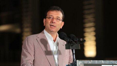 Ekrem İmamoğlu, ikinci müjdeyi de verdi: 'Yedikule Gazhanesi de kültür-sanat hayatına katılacak'